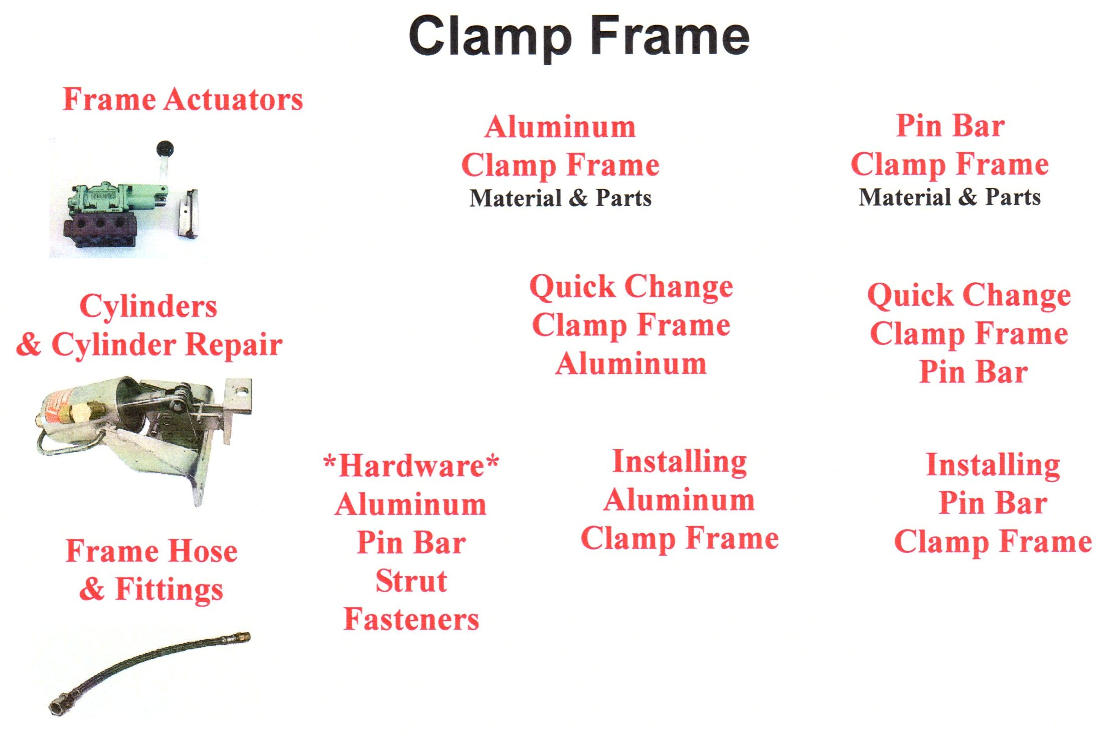 Clamp Frames