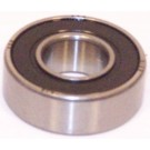 BEARING 1.125 X .5 X .375, PLASTIC SHIELD 1616DCTN   507X00500