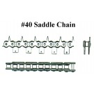 "#40 1"" PIN & 2"" SADDLE CENTERS"