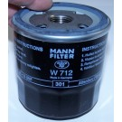 FILTER MANN REPLACE BUSCH #531 002