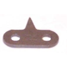#40 POINTED SIDE PLATE .450 TALL