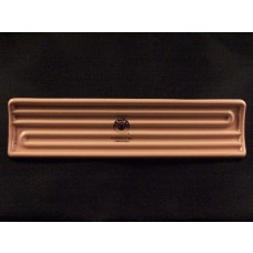 """CERAMIC HEATER 480V 750W CORAL 6"""" LDS W/RNG TERMINALS"""
