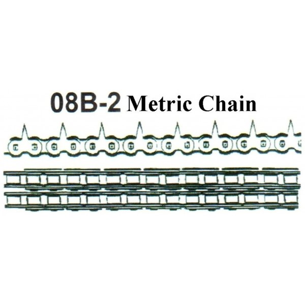 08b 2 Pin Chain Special Sharpened