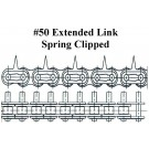 #50 1.25 CENT EXT LINK, PIN CHAIN